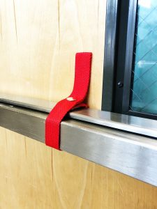 Home Lockdown Magnet